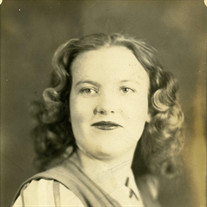 Ruby Maxine Lucas