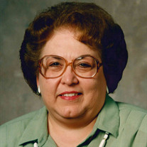 Doris Darlene Poth