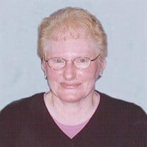 Nancy M. (Reichenbach) Crawford
