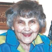 Gladys Theresa Windsor