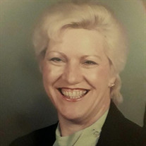 Helen Dorothy Lee (Dottie) Morton Calisti