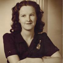 Wanda Jean Stevens