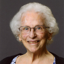 Mrs. Nancy Pringle Ellingson