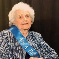 Mrs. Ethel Pauline Pettus