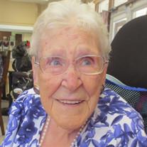 Dora Gertrude Jones (nee Simmons)