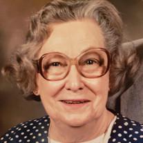 Leona Evelyn Vance