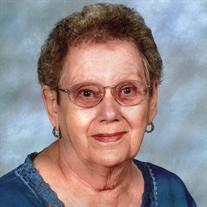 """Elizabeth """"Betty"""" M. Newman"""