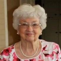 Mrs. Peggie White Irvin
