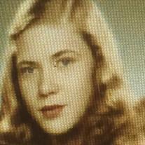 Marjorie  Ann Kingsbury
