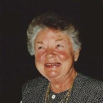Peggy Bush Hagans