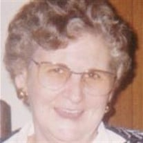 Mrs. Barbara Hardy Skinner