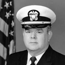 LCDR David Anselm Newton, USNR (Ret)