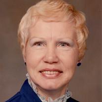 "Margaret ""Peg"" E. Bevington"