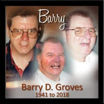 Barry Dale Groves