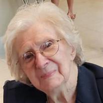 Mrs. Delores Ruone Mumbleau
