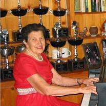 Mrs. Luella Elizabeth DeBono