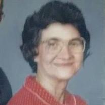 Blanche Lena Faudree