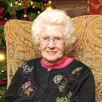 Betty Lou Suggitt