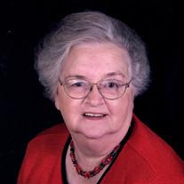 Martha Christine Wofford