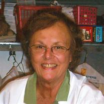 Nancy E. (Stevens) Keen