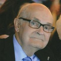 """Mr. George J. """"Jack"""" Horn"""