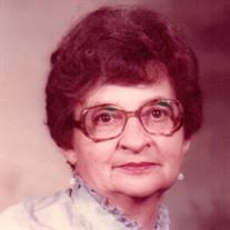 Anna Faye Williams