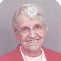 Sister Claradine Bauer