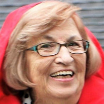 Patricia M. Luscombe