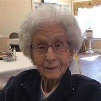 Mrs. Irene Jewel Harrold