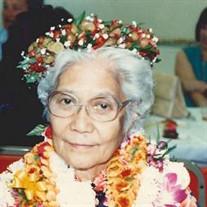 Helen Hulama Hanohano