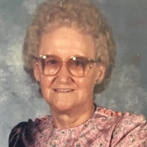 Flora Cook Isaac