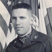 Col. William Campbell Hickey, US Army, Ret.
