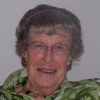 Mrs. Jean Frances Feddersen