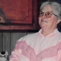 Mrs. Patricia May Thompson
