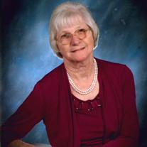 Martha Evelyn Middleton