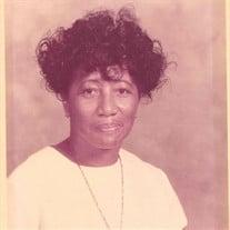 Mrs. Erma Lee Manuel
