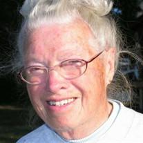 Marion Elizabeth Sproston