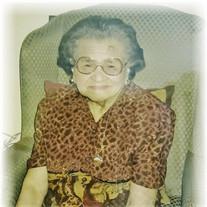 Ms. Dominga Seradoy