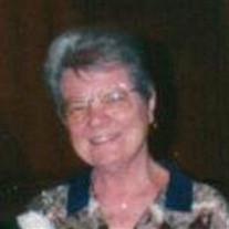 Sister Rita Tschudi MHSH