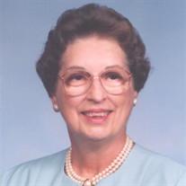 Robbie Faye Richerson Lassiter