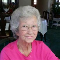 Mrs. Bonnie Jean Brown
