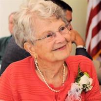 Mildred Ellen Butler Shrontz