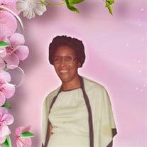 Mrs Gertie Ruth Rouson
