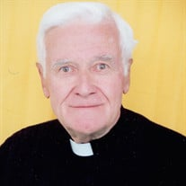 Monsignor F. Gilles Roy