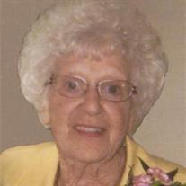 Wanda Irene Johnson