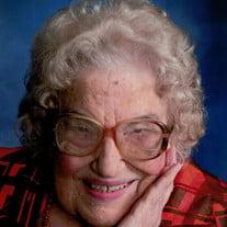 Eva Helen Isley
