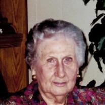 Marie Babin Bourgeois