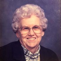 Mrs Luella Effie Kephart