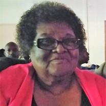 Catherine Janet Jones