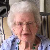 Patricia Elizabeth Wedderburn